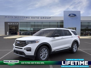 2020 Ford Explorer XLT 4WD
