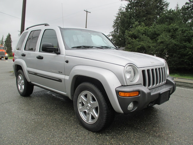 2004 Jeep Liberty Sport 4x4 SUV