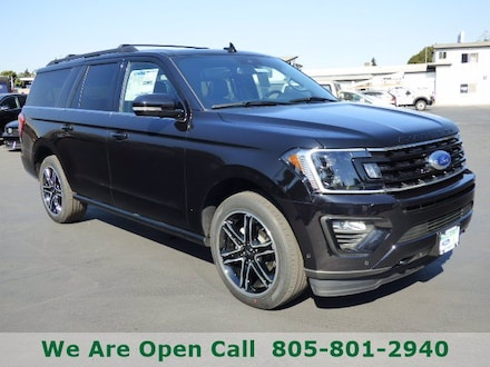 Featured New 2021 Ford Expedition Limited SUV for Sale in Arroyo Grande, CA
