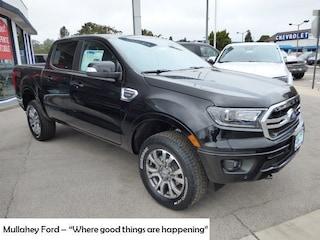 New 2019 Ford Ranger LARIAT LARIAT 4WD SuperCrew 5 Box 43381 in Arroyo Grande, CA