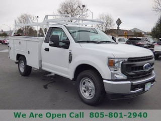 New 2020 Ford F-350 Chassis Truck Regular Cab in Arroyo Grande, CA