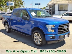 Used 2017 Ford F-150 For Sale in Arroyo Grande