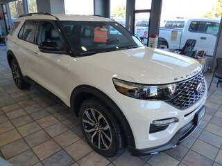 New 2020 Ford Explorer ST SUV 1FM5K8GC4LGA70896 in Arroyo Grande, CA