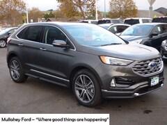 New 2019 Ford Edge Titanium Titanium FWD in Arroyo Grande, CA