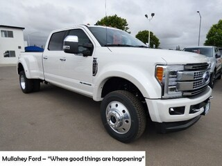 New 2019 Ford F-450 Platinum Truck Crew Cab 1FT8W4DT3KEE74737 in Arroyo Grande, CA