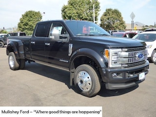 New 2019 Ford F-450 Truck Crew Cab 1FT8W4DT1KEF40671 in Arroyo Grande, CA