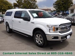 2019 Ford F-150 Truck SuperCrew Cab in Arroyo Grande, CA