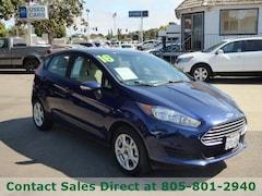 Used 2016 Ford Fiesta SE Hatchback in Arroyo Grande, CA