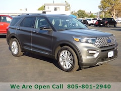 New 2021 Ford Explorer For Sale in Arroyo Grande