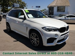 Used 2015 BMW X5 M For Sale in Arroyo Grande