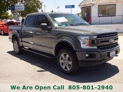 Used 2018 Ford F-150 For Sale in Arroyo Grande