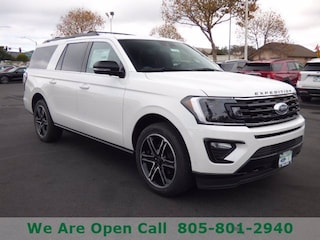 New 2020 Ford Expedition Max Limited SUV in Arroyo Grande, CA