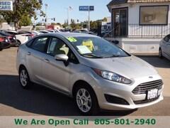 Used 2016 Ford Fiesta SE Sedan in Arroyo Grande, CA