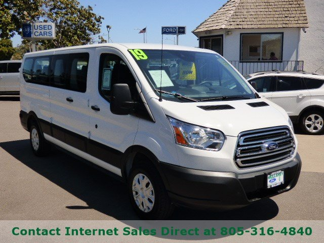 Used 2019 Ford Transit Passenger Wagon XLT For Sale in Arroyo Grande, CA |  VIN# 1FBZX2ZM9KKA47110