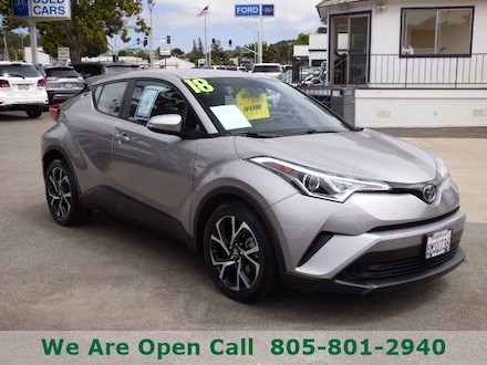 Featured Used 2018 Toyota C-HR XLE Premium SUV for Sale in Arroyo Grande, CA