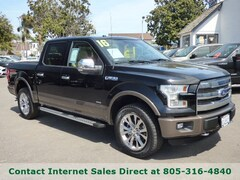 2016 Ford F-150 Truck SuperCrew Cab in Arroyo Grande, CA