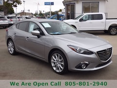Used 2016 Mazda Mazda3 s Grand Touring Sedan in Arroyo Grande, CA