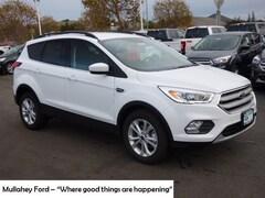New 2019 Ford Escape SEL SEL FWD in Arroyo Grande, CA