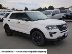 New 2019 Ford Explorer Sport Sport 4WD in Arroyo Grande, CA