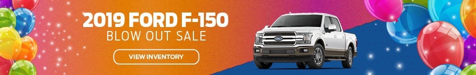 F-150 Blow Out Sale