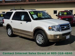 Used 2012 Ford Expedition SUV in Arroyo Grande, CA
