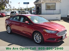 Used 2017 Ford Fusion SE Sedan in Arroyo Grande, CA