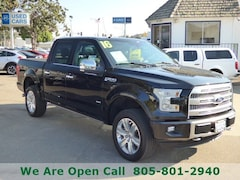 Used 2016 Ford F-150 For Sale in Arroyo Grande