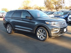New 2020 Ford Explorer For Sale in Arroyo Grande