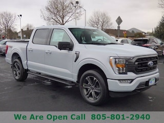 New 2021 Ford F-150 Truck SuperCrew Cab in Arroyo Grande, CA