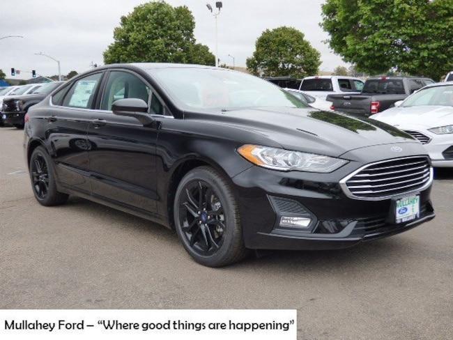 New 2019 Ford Fusion SE SE FWD for sale in Arroyo Grande, CA