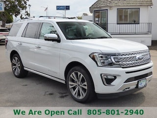 New 2020 Ford Expedition Platinum SUV in Arroyo Grande, CA