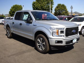 New 2019 Ford F-150 STX Truck SuperCrew Cab 1FTEW1EP8KFA18374 in Arroyo Grande, CA