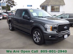 Used 2019 Ford F-150 For Sale in Arroyo Grande