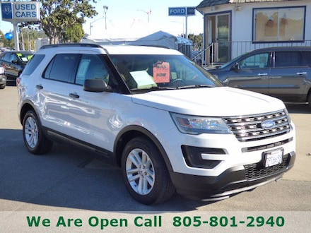 Featured Used 2016 Ford Explorer SUV for Sale in Arroyo Grande, CA