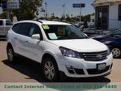 Used 2016 Chevrolet Traverse For Sale in Arroyo Grande