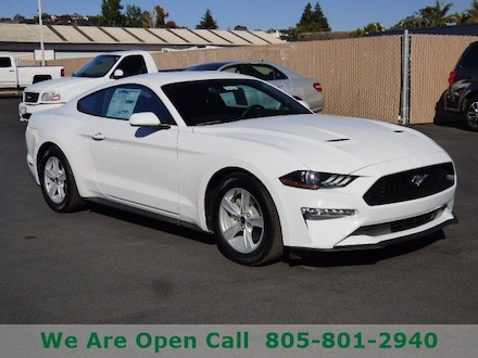 Featured New 2020 Ford Mustang EcoBoost Coupe for Sale in Arroyo Grande, CA