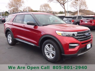 New 2020 Ford Explorer XLT SUV in Arroyo Grande, CA