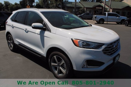 Featured New 2020 Ford Edge SEL SUV for Sale in Arroyo Grande, CA