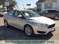 Used 2018 Ford Focus SE Sedan in Arroyo Grande, CA