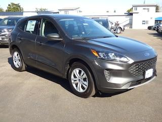 New 2020 Ford Escape S SUV 1FMCU0F6XLUA78629 in Arroyo Grande, CA