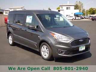 New 2019 Ford Transit Connect XLT w/Rear Liftgate Wagon Passenger Wagon LWB in Arroyo Grande, CA