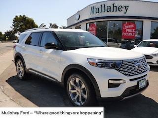 New 2020 Ford Explorer Platinum SUV 1FM5K8HC8LGA03538 in Arroyo Grande, CA