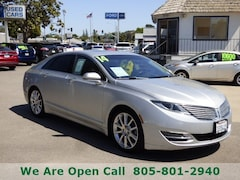 Used 2014 Lincoln MKZ Sedan in Arroyo Grande, CA