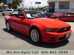 Used 2014 Ford Mustang Convertible in Arroyo Grande, CA