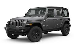 2018 Jeep Wrangler UNLIMITED SPORT 4X4 Sport Utility