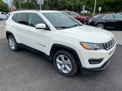 New 2020 Jeep Compass LATITUDE 4X4 Sport Utility For Sale in Southold, NY