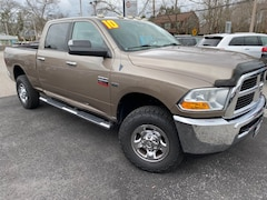 Used Cars  2010 Dodge Ram 2500 Big Horn Truck Crew Cab For Sale in Southold