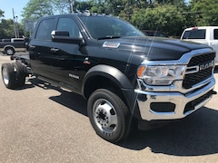 New 2019 Ram 5500 Chassis Cab 5500 TRADESMAN CHASSIS CREW CAB 4X2 173.4 WB Crew Cab For Sale in Southold, NY