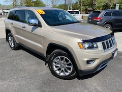 Used 2015 Jeep Grand Cherokee Limited 4x4 SUV For Sale in Southold, NY