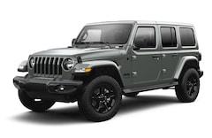 New 2021 Jeep Wrangler UNLIMITED SAHARA ALTITUDE 4X4 Sport Utility 1C4HJXEG5MW693083 near Cutchogue